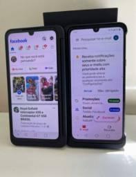 LG G8X Dual tela