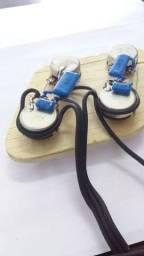 Circuitos para instrumentos musicais