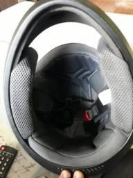 Título do anúncio: capacete do gremio