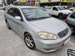 Toyota Corolla 1.8 XEI Flex Completo 2004 GNV