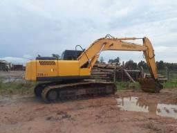 Escavadeira Hyundai R210LC-7 ano 2008
