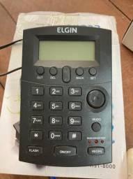 Headset com Identificador de Chamadas, praticamente sem uso