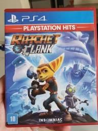 Ratchet Clank Jogo PS4 Novo