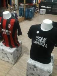 Fundo de loja mais roupas