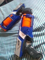 2 Pistola Nerf StrongArm