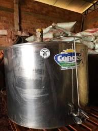 Resfriador de leite 650 litros