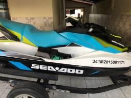 Título do anúncio: Jet Ski seadoo Gti130 2015