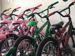 Bicicletas novas infantis