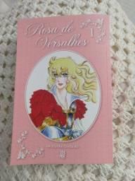 Título do anúncio: HQ Rosa de Versalhes