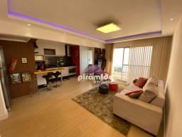 Título do anúncio: Apartamento MOBILIADO com 1 dormitório para alugar, 51 m² por R$ 2.500/mês - Jardim Apolo