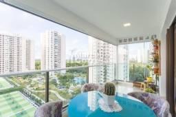 Título do anúncio: Apartamento no Le Parc com 120m², 4 quartos, 2 suítes