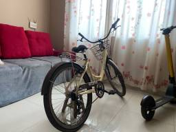 Título do anúncio: Bicicleta aro 26 gtsm1 modelo praiana