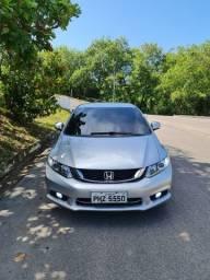 Título do anúncio: Honda Civic LXR 2015 * Já Financiado *
