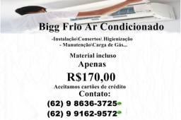 Cuide bem da saúde da sua família-instalação\Consertos e manutenção de ar condicionado