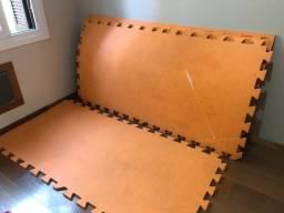 Tatame EVA 2 m x 1m x 20 mm ( 3 peças 6m2)