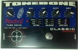 Pedal valvulado Tonebone Radial Classic
