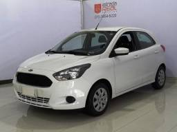 Ford Ka Se  V Manual Flex Carro Novo Troco E Financio