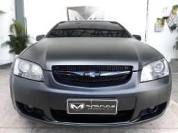 Gm - Chevrolet Omega 3.6 SFI V6 24V 2007/2008 Preto Blindado - 2008