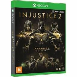 Injustice 2 edição lendária Xbox one