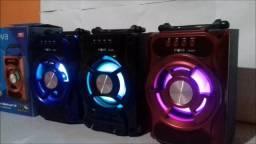 Caixa De Som Bluetooth Portátil Inova Rad-352z