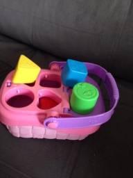Brinquedo de bebê Fischer Price a0ae1ca69d59e