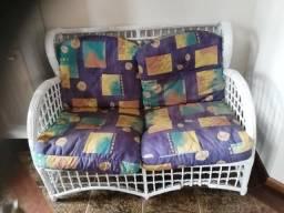 Sofa de ratan