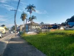 Terreno para alugar em Glória, Joinville cod:2329