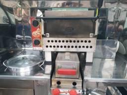 Carro de churros - 2003