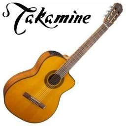 Violão Takamine GC 1 CE Classico Náilon Novo+garantia+Nf Somos Loja!!