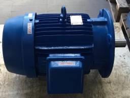 Motor elétrico Weg 20cv 4 pólos trifásico 380/660v (sem pé)
