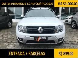 Renault Duster Dynamique 2.0 Automático 2016 - 2016