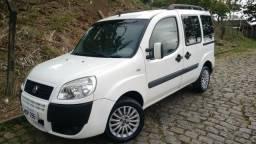 Fiat Doblo 1.4 2009/2010 completo 7 lugares. Entrada + 56× - 2010