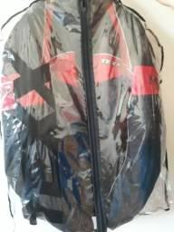 Conjunto jaqueta e calça