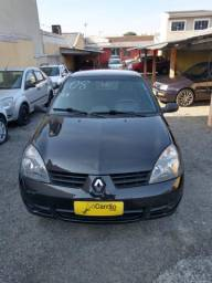 Renault Clio Authentique Flex 1.0 2008 4 portas 12.500 - 2008