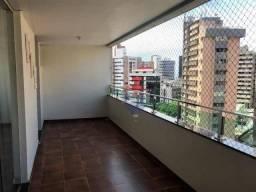 Apartamento com 4 dormitórios para alugar, 280 m² por R$ 4.000/mês - Meireles - Fortaleza/