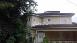 Casa com 4 dormitórios para alugar, 360 m² por R$ 12.000,00/mês - Alphaville 12 - Santana