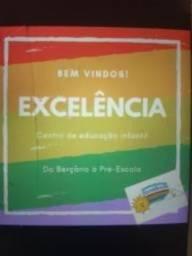 Berçário e pré_escola