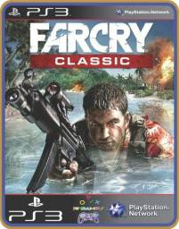 Título do anúncio: Ps3 Far cry Classic