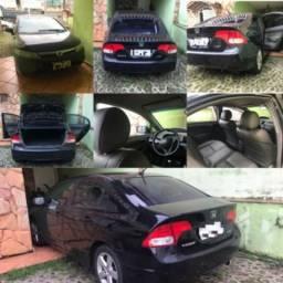 Honda Civic Preto - 2009/2009 - 2009