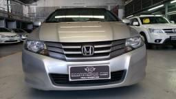 Honda CITY LX 2012 BLINDADO - 2012
