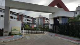 Apartamento no condomínio Barra Club Residence II, c/ 3 quartos, Barra dos coqueiros