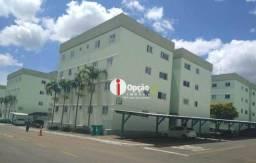 Apartamento com 3 dormitórios à venda, 79 m² por R$ 185.000,00 - Chácaras Colorado - Anápo