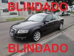 Audi A6 3.0 2005 Blindado