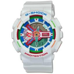 Título do anúncio: Relógio G Shock GA-110MC-7 Crazy Colors