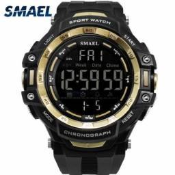 Relógio Masculino Esportivo Smael Digital A Prova D'água