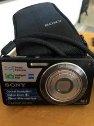 Câmera ciber-shot Sony 14.1 mega pixels / Fotografia