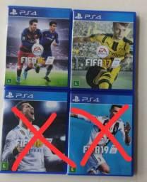 FIFA 16,17 PS4