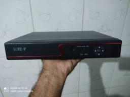 Dvr 4 canais 5 em 1 FULL HD 1080P em nuvem + hd - aceito trocas e passo cartão