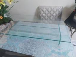 Boleira Retangular em vidro 70 x 30
