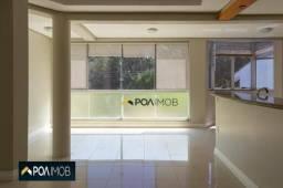 Apartamento com 3 dormitórios para alugar, 118 m² por R$ 2.970,00/mês - Passo d'Areia - Po